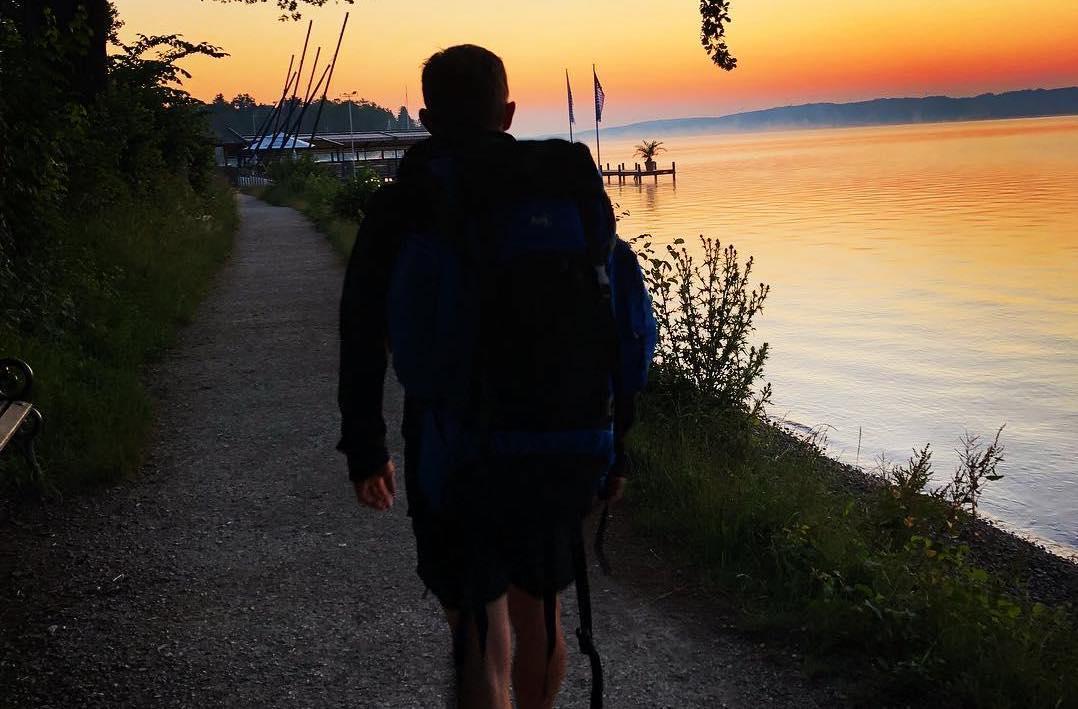 Gehen ist das neue Laufen