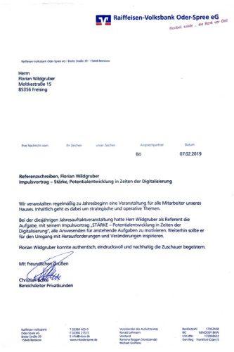 Raiffeisen-Volksbank Oder-Spree